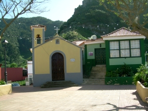 Las Carboneras Kapelle