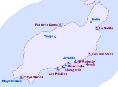 Wetter Playa Blanca Lanzarote