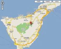 Landkarte Teneriffa Teneriffa Landkarte Karte Mit Details
